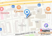Компания «Турконтакт - частный сектор без посредников» на карте