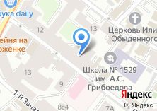Компания «Калинка» на карте