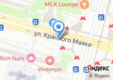 Компания «Ленара» на карте