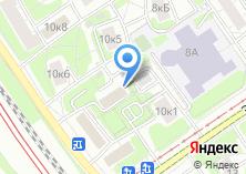 Компания «Экзостра» на карте
