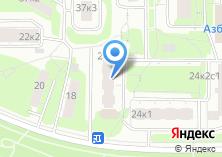 Компания «Хефеле Рус» на карте