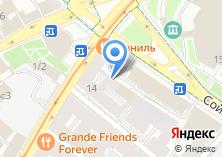 Компания «Мужской зал» на карте