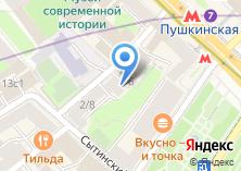 Компания «Элит М» на карте