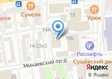 Компания «ЮниСтокТрейд» на карте