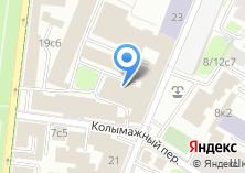 Компания «Министерство обороны РФ» на карте