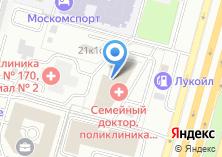 Компания «Медицинский вестник» на карте