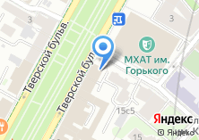 Компания «Shokoladoff tour» на карте