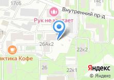 Компания «ГеоИнформ» на карте