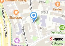 Компания «Рахманинов» на карте