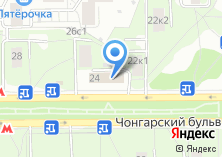 Компания «ХолодРемонт» на карте