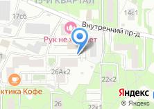 Компания «Аудит Мск» на карте