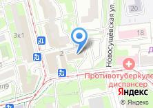 Компания «Старт-Инвест» на карте