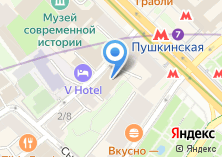 Компания «ИМПЭКС» на карте