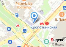 Компания «Антик24» на карте