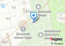Компания «Храм Святого преподобного Александра Свирского» на карте