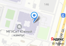 Компания «Гостиница Москомспорта» на карте