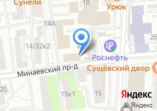 Компания «АНДОР» на карте
