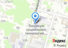 Компания «Профессиональный лицей №1 г. Тулы» на карте