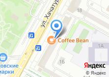 Компания «Т.А.Т.У» на карте