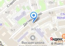 Компания «ТехБокс» на карте