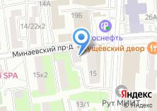 Компания «ЭК-Сервис» на карте