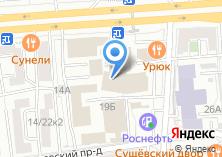 Компания «Синтез-Транс» на карте