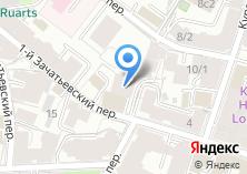 Компания «Адвокатский кабинет Конькова А.А» на карте