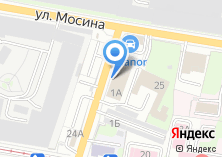 Компания «Автокласс автосалон» на карте