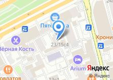 Компания «Лэндмарк Клининг Сервис» на карте