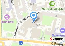 Компания «Инвест-Экспертиза» на карте