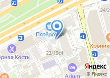 Компания «Авиаэкспорт» на карте