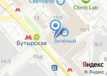 Компания «Матрас Интер Рус» на карте