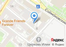 Компания «Oratorica» на карте