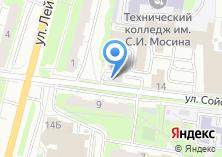 Компания «ОптоВо!чка» на карте