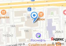 Компания «Аксесс Бизнес Групп» на карте
