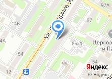 Компания «Капитал Плюс» на карте