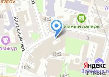 Компания «МебеЛист» на карте