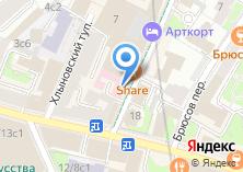 Компания «Профсоюз работников здравоохранения РФ» на карте