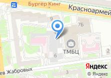 Компания «Алеван» на карте
