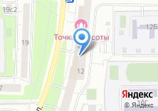 Компания «Серендап» на карте