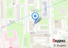 Компания «Инкомстройсервис» на карте