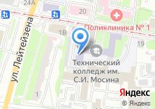 Компания «Спецстройальянс» на карте