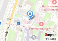 Компания «АльянсГруп» на карте