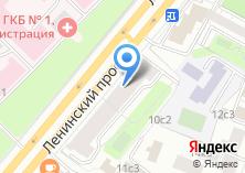 Компания «Регистр системы сертификации персонала» на карте