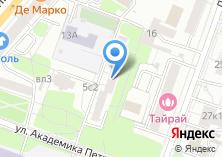 Компания «Общероссийская Ассоциация профсоюзных организаций студентов» на карте