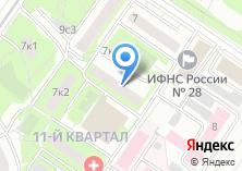 Компания «МРОФСС» на карте