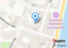 Компания «Углеметбанк» на карте