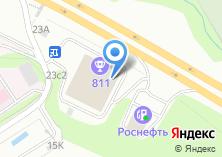 Компания «ОлимпПаркета» на карте