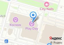 Компания «A Store» на карте