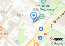 Компания «Институт философии РАН» на карте